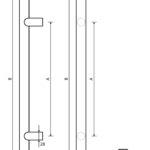 pochwyty drzwiowe marki x7zo - model z11 34