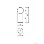 pochwyty drzwiowe marki x7zo - model z13 r