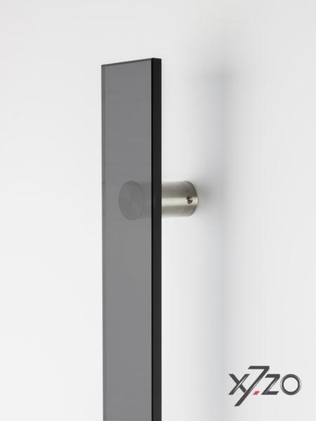 pochwyty drzwiowe marki x7zo - model POCHWYTY Z ELEMENTAMI SZKŁA