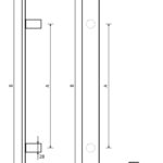 pochwyty drzwiowe marki x7zo - model z22