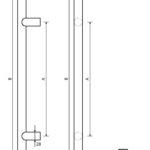 pochwyty drzwiowe marki x7zo - model z5 w30