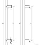 pochwyty drzwiowe marki x7zo - model z6 w30