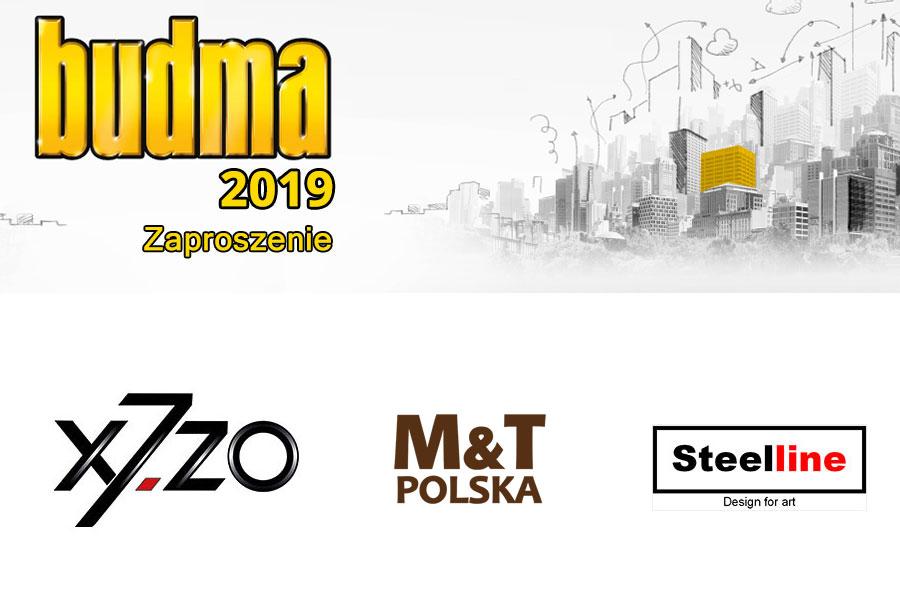Budma 2019: ULMARPLUS Polski Producent Pochwytów Drzwiowych