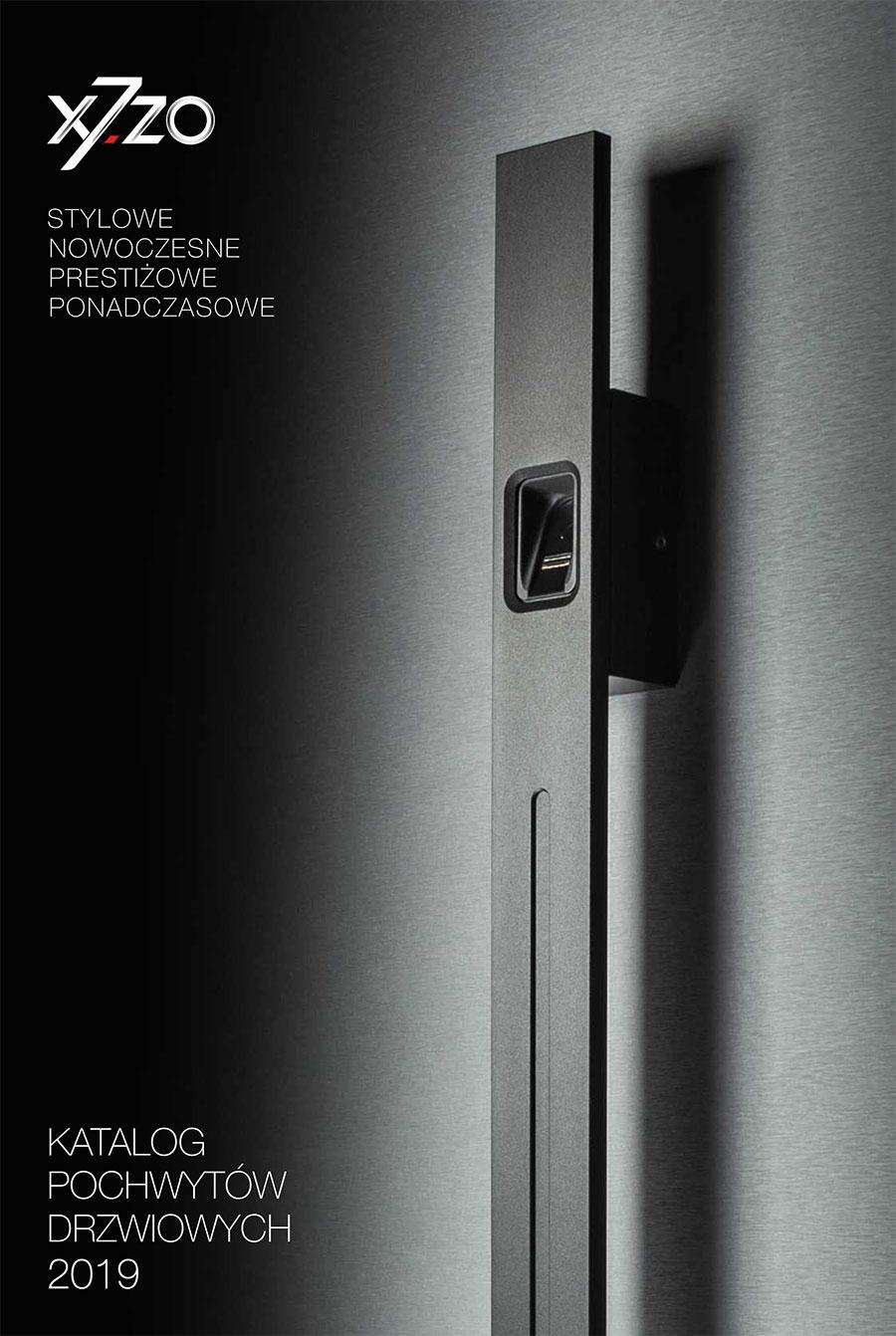 pochwyty drzwiowe marki x7zo - model Katalog